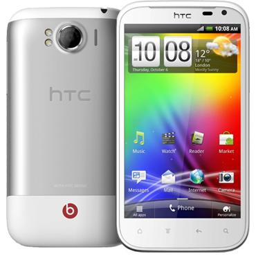 HTC Sensation XL Reparatur