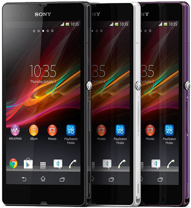 Sony Xperia Z Reparatur Oberhofen am Thunersee
